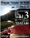 Bilete la Back To The Wild - 10 - 12 Iulie 2015