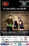 Bilete la O femeie impartita la doi - 17 Mai 2015