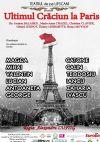 Bilete la Ultimul Craciun la Paris - 30 Mai 2015