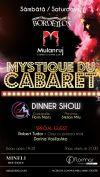 Bilete la Bordello' s Mulanruj - Dinner Show Cabaret - 02-30 Mai 2015