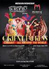 Bilete la NEW SHOW - Life is a Cabaret - Orient Express - Fine Dinning Theatre - 03, 10 Iunie 2015