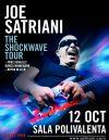 Bilete la Joe Satriani - Presale- 12 Oct 2015