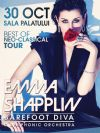 Bilete la Emma Shapplin - Presale - 30 Oct 2015