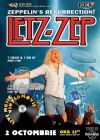 Bilete la Letz Zep - Tribut Led Zeppelin - Live Music,Vinyl & Movie - 02 Oct 2015