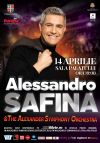 Bilete la Alessandro Safina - 21 Dec 2015