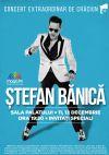 Bilete la Stefan Banica - Concert extraordinar de Craciun - 11 Dec 2015