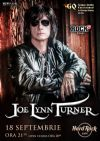 Bilete la Joe Lynn Turner, Vocea Rainbow, Deep Purple, Yngwie Malmsteen, in exclusivitate la Bucuresti - 18 Sept 2015