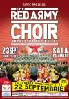 Bilete la The Red Army Choir - Corul Armatei Rosii - 22 Sept 2015