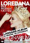 Bilete la Loredana - Imaginarium - 08 Nov 2015