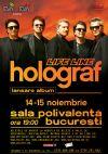 Bilete la Holograf - 14 Nov 2015