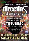 Bilete la Directia 5 - Te Iubesc - 20 Nov 2015