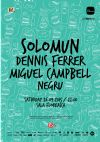 Bilete la The Mission presents Solomun, Dennis Ferrer, Miguel Campbell si Negru - 26 Sept 2015