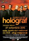 Bilete la Holograf - Cluj - Napoca 27 Oct 2015