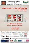 Bilete la Dragoste si capsuni - 15 Oct 2015