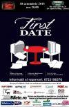 Bilete la First Date - 18 Oct 2015