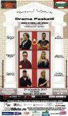 Bilete la Drama pasiunii - 29 Oct 2015