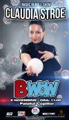 Bilete la B Wow - Claudia Stroe - 08 Nov 2015
