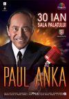 Bilete la Paul Anka - 30 Ian 2016