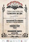 Bilete la Concert lectie - 08 Nov 2015