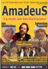Bilete la Amadeus Premiera - 19 Oct 2015