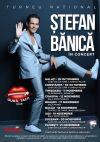 Bilete la Stefan Banica - Gura, taci! Turneu National - Iasi 19 Nov 2015