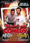 Bilete la Stand- Up cu Sorin Parcalab si Radu Isac @Arena Pub - 25 Nov 2015