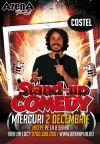 Bilete la Stand - Up Comedy- Costel @ Arena Pub - 02 Dec 2015