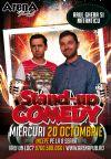 Bilete la Stand-Up Comedy cu Natanticu & Raul Gheba -20 Oct 2015