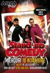 Bilete la Stand - Up Comedy cu Maria Popovici,Mincu si Fratila @ Arena Pub- 18 Nov 2015