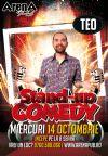 Bilete la Stand-up Comedy cu Teo - 14 Oct 2015