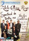 Bilete la Zilele Culturii Ruse - Foi din caietul ars - 04 Nov 2015