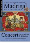 """Bilete la Concert extraordinar de Craciun - Corul National de Camera """"Madrigal - Marin Constantin"""" - 13 Dec 2015"""
