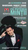 Bilete la Magic Comedy Show - Cu puterea mintii - 12 Nov 2015 REPROGRAMAT 26 Nov