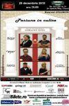 Bilete la Pasiune in Culise - 20 Dec 2015