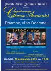 Bilete la Concerte masonice - Coloana Armoniei - 28 Nov 2015