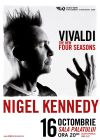 Bilete la Nigel Kennedy - Vivaldi The New Four Sesons - 16 Oct 2016