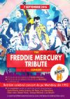 Bilete la The Freddie Mercury Tribute Concert - 07 Sept 2016