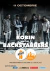 Bilete la Robin and the Backstabbers - 11 Oct 2016