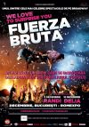 Bilete la Fuerza Bruta - 11 Dec 2016 h 21.00 Murat Dalkilic plus AfterParty