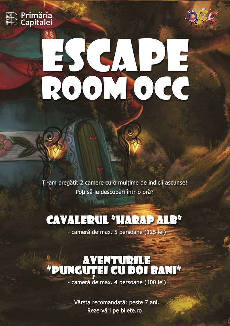 Escape Room OCC