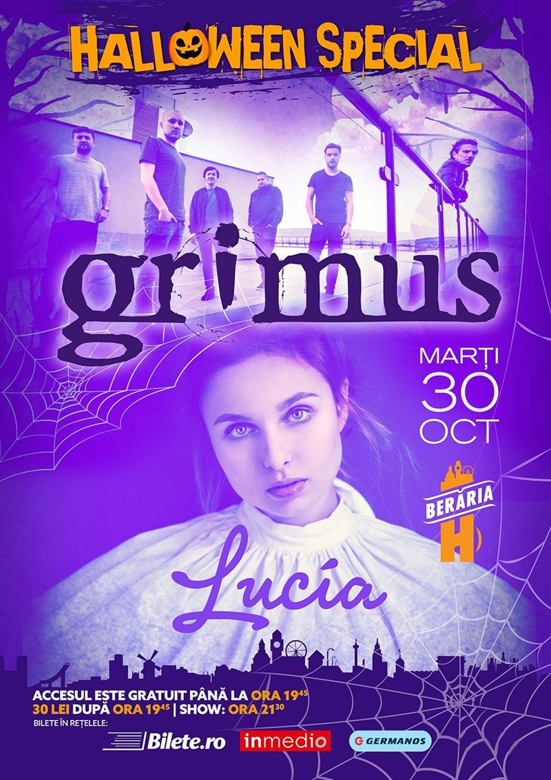 Halloween Special - Grimus, Lucia