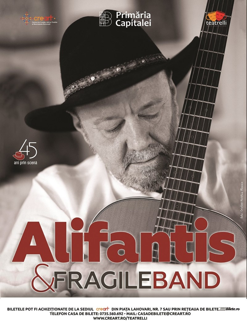 Nicu Alifantis & Fragile Band