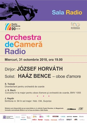 Orchestra De Camera Radio- Jozsef Horvath