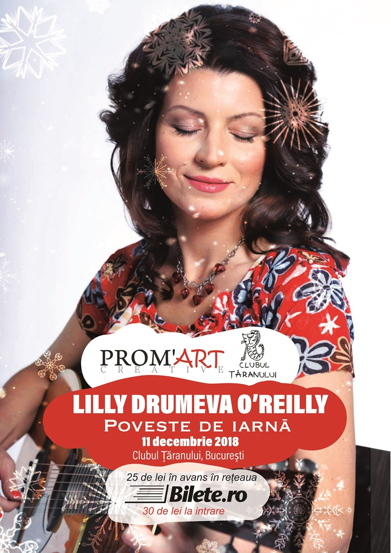 LILLY DRUMEVA O'REILLY