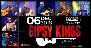 Gipsy Kings la Beraria H