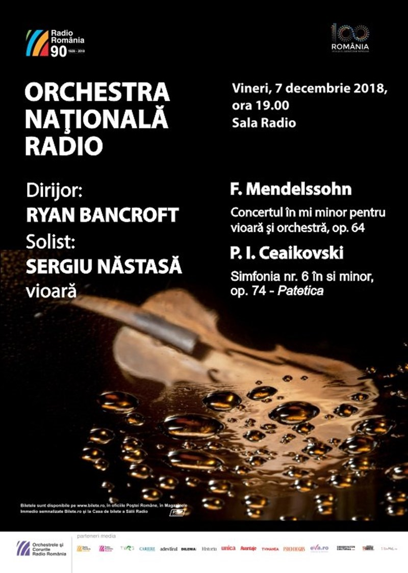 Ryan Bancroft - Orchestra Nationala Radio