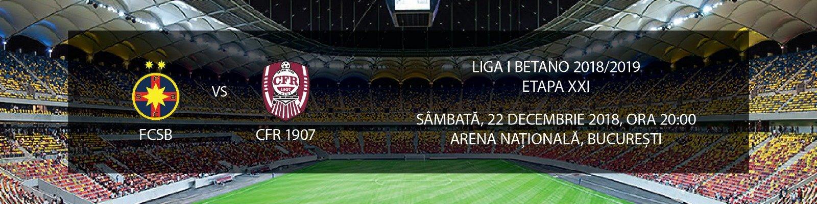 Fotbal Club FCSB - CFR 1907 Cluj (1 - 1) 29.04.2018  |Fcsb- Cfr Cluj