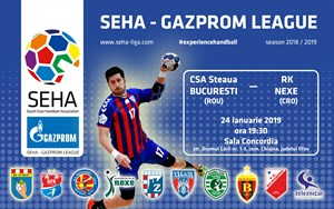 Seha - Gazprom League