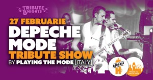 DEPECHE MODE Tribute Show by Playing The Mode [Italy]