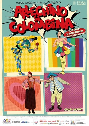 Arlechino si Colombina